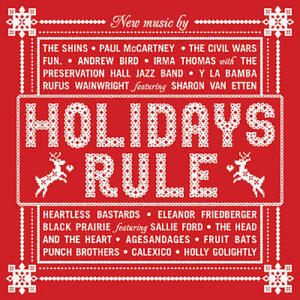 Holidays Rule [Digipak] by Various Artists (CD, Oct-2012, Hear Music)