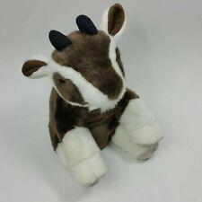 Wild Republic Rare Collectible Plush Toy Goat 10 inch