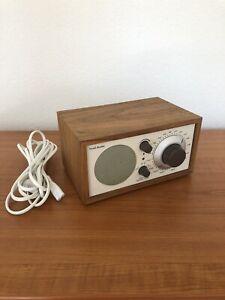 Tivoli Audio FM/AM-Radio MODEL ONE, Nussbaum / Beige Henry Kloss - guter Zustand