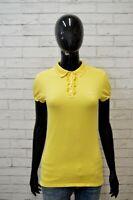 HARMONT & BLAINE Maglia Polo Donna Taglia S Maglietta Manica Corta Shirt Women