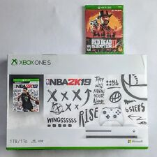 Xbox One S 1TB NBA 2K19 Bundle + Red Dead Redemption 2 *BRAND NEW*
