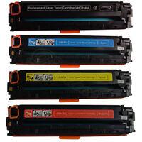 1Set CB540A CB541A CB542A CB543A Toner Cartridge for HP125A CP1215 CP1515/1518
