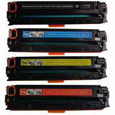 1Set CB540A CB541A CB542A CB543A Toner Cartridge for HP125A CP1215 CP1515/1518