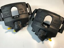 Front PAIR Brake Caliper Ford Fiesta MK4/MK5/MK6 1995-2009 BCS63134/35 carriers