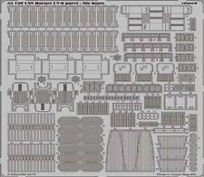 Eduard pe 53130 1/200 uss hornet CV-8 partie 3-life boats détails mérite