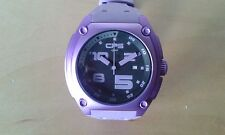Nuevo - Reloj Watch Montre CP5 Sport - Aluminum Case - Quartz - Purple - Size L