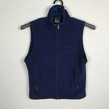 Patagonia Synchilla Fleece Vest Jacket Mens Size S Blue Sleeveless