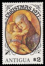 "ANTIGUA 489 (SG560) - ""Virgin and Child"" (pf27335)"