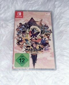 Nintendo Switch Spiel - Sakuna: Of Rice And Ruin - NEU & OVP -