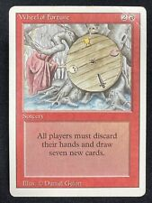 Wheel of Fortune - 3rd Edition/Revised *HP* - Magic the Gathering - MTG