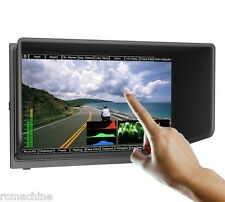 """Lilliput 10.1"""" TM-1018/O/P Multi-Touch IPS 1280x800 Screen Peaking Cam Monitor"""