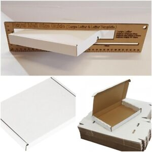 C5 Large Letter Boxes 222x160x20mm Strong Mailing Box Various Quantities!