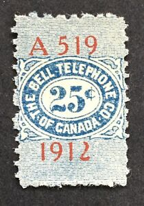 Lot24 Canada Bell Telephone Frank TBT55