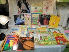 Lot of 25 Teacher Classroom Children's Scholastic and Reader Paperback Books