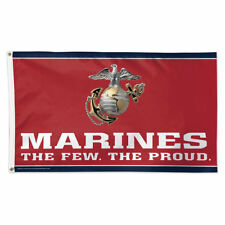 US Marines Eagle and Globe Flag