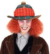 Safari Mad Hatter Hat Alice Through Looking Glass Halloween Costume Accessory