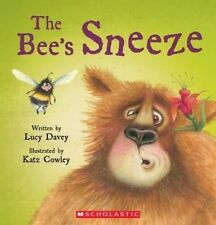 The Bee's Sneeze by Lucy Davey Paperback Brand New.
