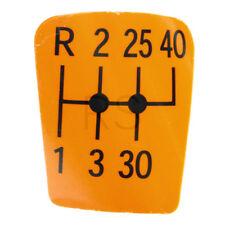 Schaltknauf f Massey Ferguson 133-1250 Gruppenschaltung L 1862399M1 * H