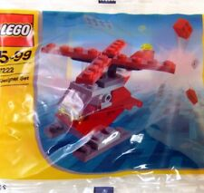 LEGO 7222 Designer Flyers Polybag Set Red Helicopter Brand NEW &  SEALED