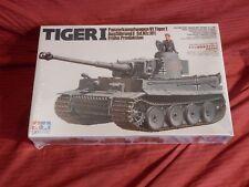 1/35 Tamiya German Tiger I Ausf E Early Prod Panzer VI Sd Kfz 181 # 216 F/S Box