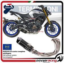 Termignoni RELEVANCE echappement complete Yamaha MT09/XSR900 14>
