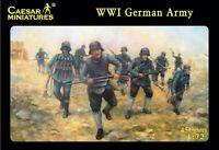 Caesar Miniatures H035 WWI German Army 1/72 Scale Plastic Model Figures