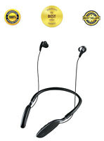 Special Edition Neckband Fit Bluetooth Wireless Sports Sweatproof BLACK Headset