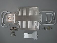 Front & Rear Bumper Guard+Chassis A Plate +Cover plate Tamiya 1/10 Sand Scorcher