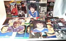 Original Autogramm FC Chelsea 70er 80er Jahre 32 Autogramme