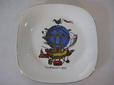 RARE CROWN STAFFORDSHIRE ENGLAND LA MINERVE-1803 SMALL DISH PLATE, 5