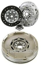 DUAL MASS FLYWHEEL DMF AND COMPLETE CLUTCH KIT FOR  TOYOTA AVENSIS 2.0 D-4D
