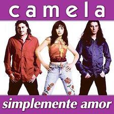 Camela Simplemente Amor   BRAND NEW FACTORY SEALED  CD