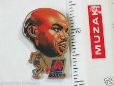 Vintage Charles Barkley Pin  Phoenix Suns Basketball Lapel Pin  (NBA #9)