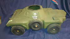 Action Team Panzer Tank Wagen Big Jim Schildkröt Hasbro Man G.I. Joe