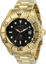 Invicta Men's 24766 Pro Diver 47mm Black Dial Stainless Steel Watch