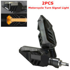 Motorcycle Scooter Bike Modification Driving Passing Turn Signal Lights Fog Lamp