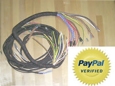 MG TD MGTD WIRE HARNESS LOOM AVAILABLE ALSO FOR MG TC MGTC early MG TF MGTF NEW