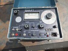 Mid State Communications Sam I Signal Analysis Meter Spectrum Analyzer Untested