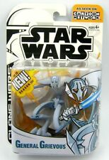 Star Wars Clone Wars 2003 Animated Series General Grievous 1st Release