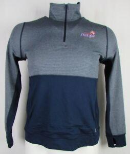 Atlanta Dream WNBA Adidas Climalite Quarter-Zip Pullover