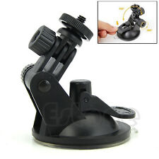 Flexible Tripod Suction Cup Mount Holder For DV Camera Car Windows Glass Stand
