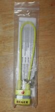 """Ruger """"Shot Lock"""" Firearm Lock New With Two Keys Yellow Cable Install Guide"""