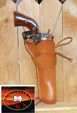 Ruger Super Blackhawk Side draw Tan holster