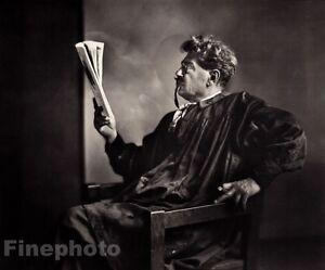 1931/83 Vintage JOHN H GARO Mentor Photographer Photo Art By YOUSUF KARSH 11x14