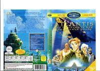 Atlantis - Das Geheimnis der verlorenen Stadt  (Walt Disney) DVD