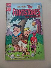 The Flinstones (TV) 18 .  Charlton 1972 . GD / VG