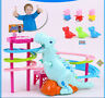 LED Light Musical Dinosaur Race Adventure Puzzle Toy Birthday Gifts