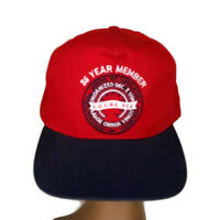 Local 312 International Union Of Operating Engineers Snapback Hat 35 Year Member