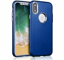 For iPhone X / XS Silicone case Shockproof Protective Cover - fast shipping