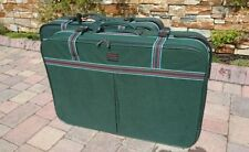 Unbranded Canvas Upright (2) Wheels Luggage